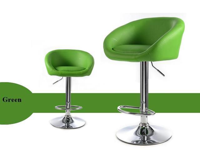 Negozio di barbiere sedia sgabello parrucchiere rotazione