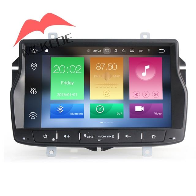 Android 6.0 8 core 2 г Оперативная память 32 г Встроенная память автомобильный DVD Радио стерео для lada Веста с Wi-Fi Bluetooth GPS навигации бесплатная доставка