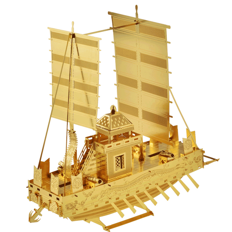 Black Pearl etc Boats Famous Ship Model DIY 3D Laser Cut Metal Puzzle Toys Educational Model Gift For Adult and Kids dayan gem vi cube speed puzzle magic cubes educational game toys gift for children kids grownups