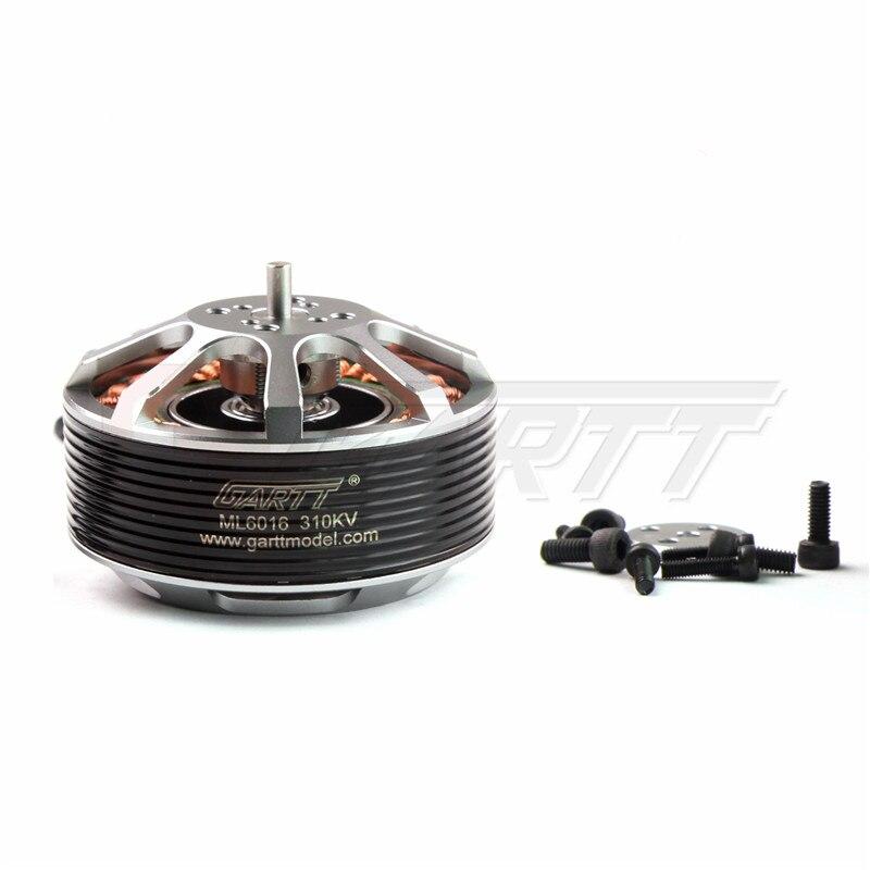 GARTT ML 6016 310KV Brushless Motor For FPV Drones QAV Race Quadcopter Multicopter Free Shipping