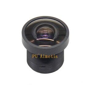 Камера видеонаблюдения PU'Aimetis HD, объектив видеонаблюдения 1,8 мм, M12, 1/3, 150 широкоугольный Объективы для видеонаблюдения