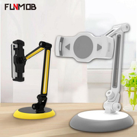 Universal Aluminum alloy Tablet Stand for Apple iPad bracket Metal Support for iphone ipad samsung Galaxy tablet stand holder