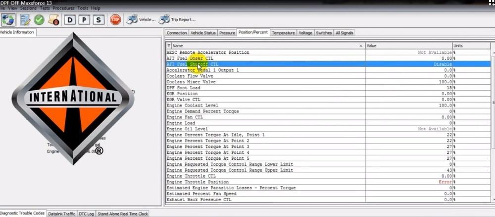 US $190 0 5% OFF|Navkal 2018 offline version+file for DELETE DPF MAXXFORCE  13 EPA 10+Instructions+Flash+restore factory setting ECM+unlock keygen on