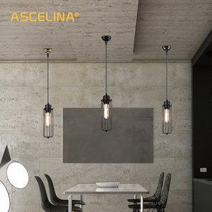 Image 4 - ASECLINA podstawa lampy Retro Vintage Antique płyta sufitowa uchwyt lampy galwanizacja żelaza e27 wisiorek światło akcesoria do domu deco