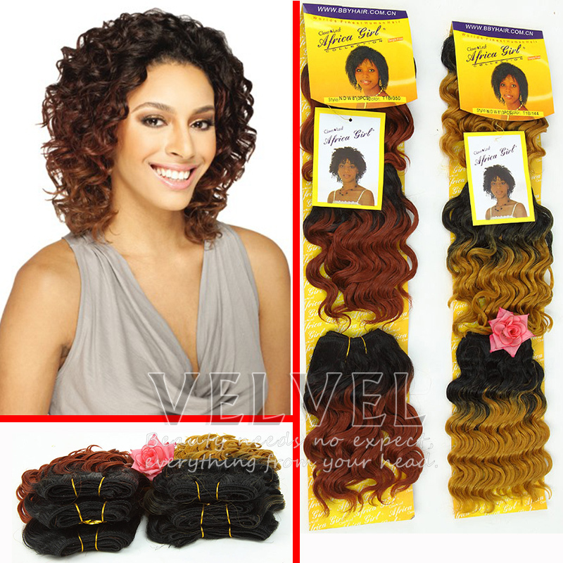1pcfree shipping africa girl ndw 3pcs new deep wave blended hair 1pcfree shipping africa girl ndw 3pcs new deep wave blended hair weave curly mixed hair extensions color t1b144t1b350 on aliexpress alibaba group pmusecretfo Images
