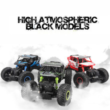 High Quality 1/18 2.4GHZ 4WD Radio Remote Control Off Road RC Car ATV Buggy Monster Truck Best Gift For Children Toys Wholesale