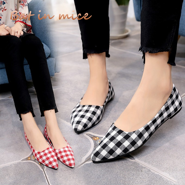 casual shoes women 2018 spring summer flats cozy women shoes Fashion ladies Ballet dancing shoes Mujer plus size 40 S050 flat shoes women pu leather women s loafers 2016 spring summer new ladies shoes flats womens mocassin plus size jan6