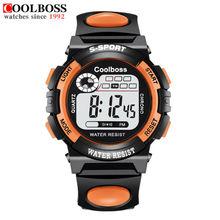 Fashion Watch men Waterproof Sports Military Watches S-Shock Men's Luxury Led Digital Watch Wrist watches Relogio Masculino