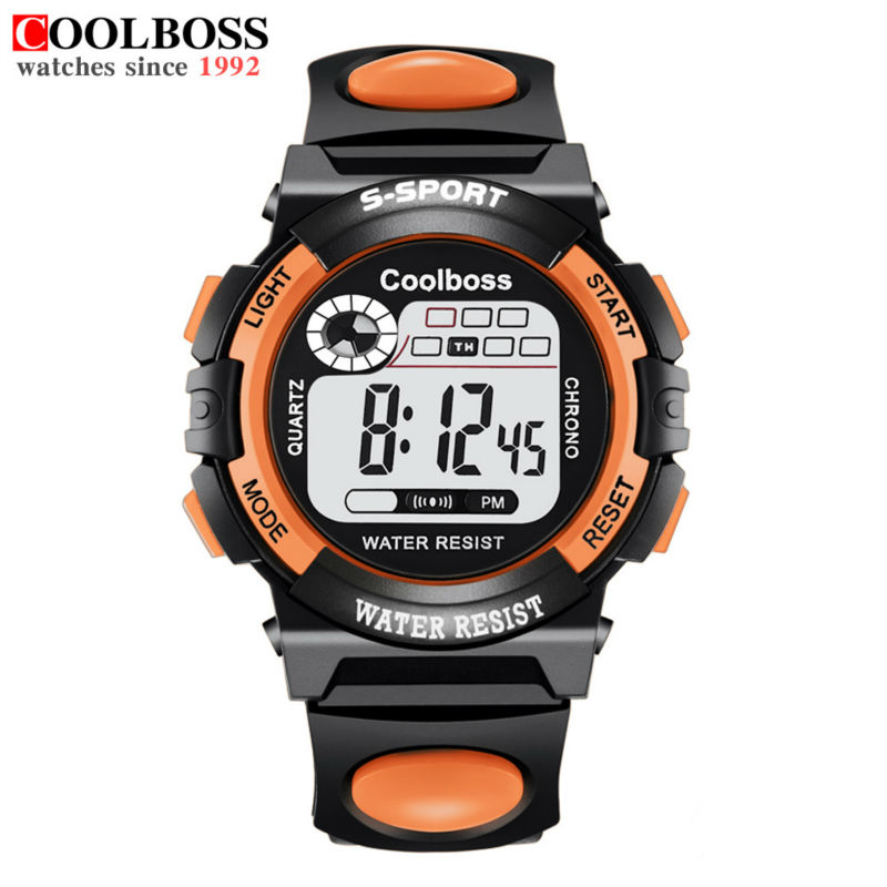 Fashion font b Watch b font men Waterproof Sports Military font b Watches b font S