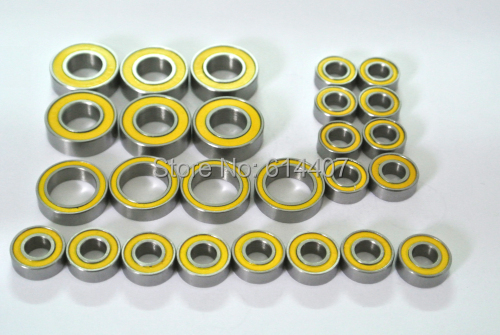 Provide HIGH PRECISION RC bearing sets bearing kit GS RACING STORM CLX