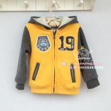 Spring autumn clothing outerwear baby boy cardigan casual