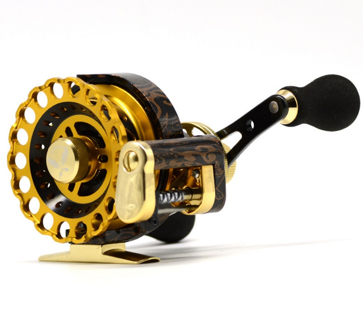Albacore automatic line Raft fishing reels large line capacity catch big fish easily also suitable for ice or Rock fishing