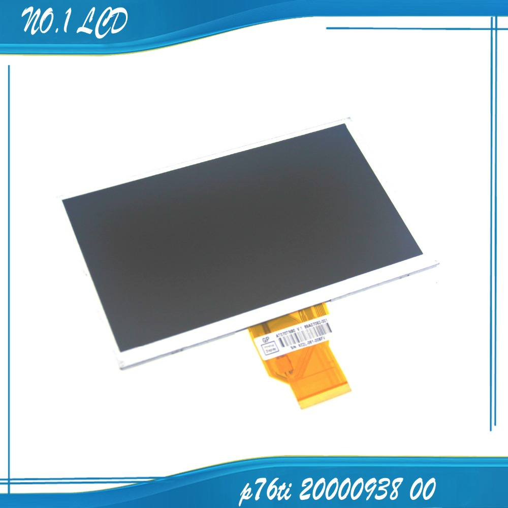 NEW 7Inch TFT AT070TN90 LCD Screen AT070TN90 V.1 800*480 Resolution Rhickness 3mm For Car DVD lcd screen free shipping