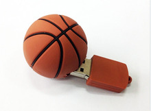 Basketball tennis rugby shape USB stick pen flash drive