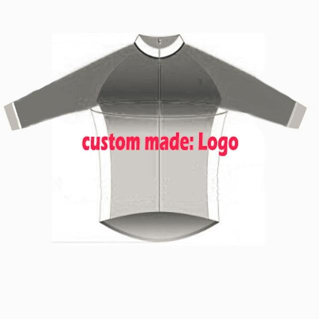 2f4da5521 custom made  Short long Sleeve Logo Cycling jersey Team cycling clothing  motocross MTB