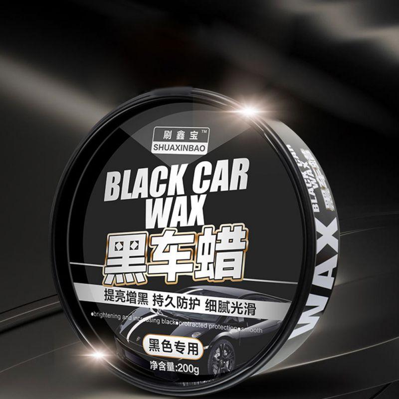 Auto noir cire soin étanche Film revêtement dur cire peinture réparation rayure