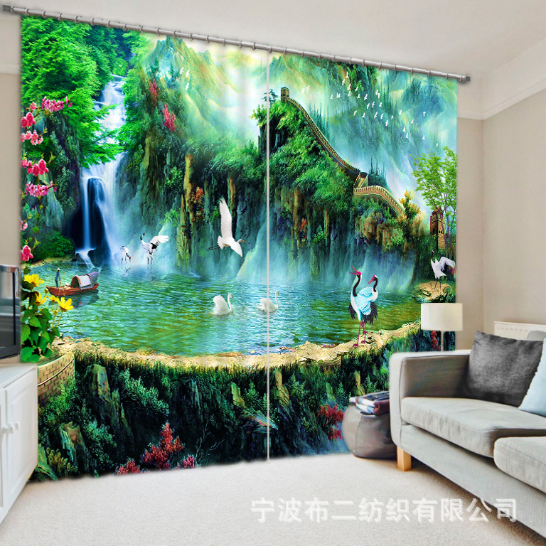 Scenery Curtains curtains sceneries promotion-shop for promotional curtains