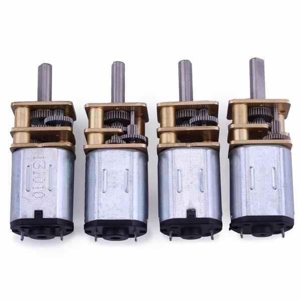 Offre spéciale N20 DC motoréducteur Miniature couple élevé boîte de vitesses électrique moteur utile DC moteur outil outils prix de gros