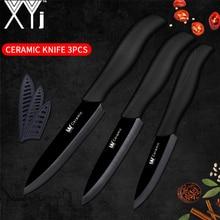 Самодельный керамический нож 3 «4» 5 «дюймов Кухня пособия по кулинарии интимные аксессуары ножи комплект ABS + TPR ручка, керамический нож циркония острое лезвие