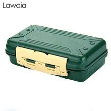 Lawaia Fishing Sixteen Grid Box Accessories Hook Bait Storage Waterproof Resistant Road Tool