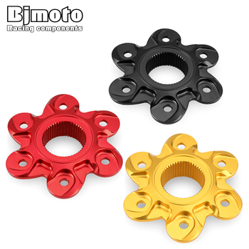 BJMOTO Motorcycle Rear Sprocket Hub Carrier Cover For Ducati Diavel Monster Multistrada 1200 Streetfighter 1098 Panigale R