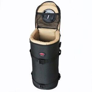 Image 2 - Pro Große Teleobjektiv Dick Gepolsterte Schutz für Tamron Sigma 150 600mm 50 500mm Nikon 200 500mm Canon 300mm