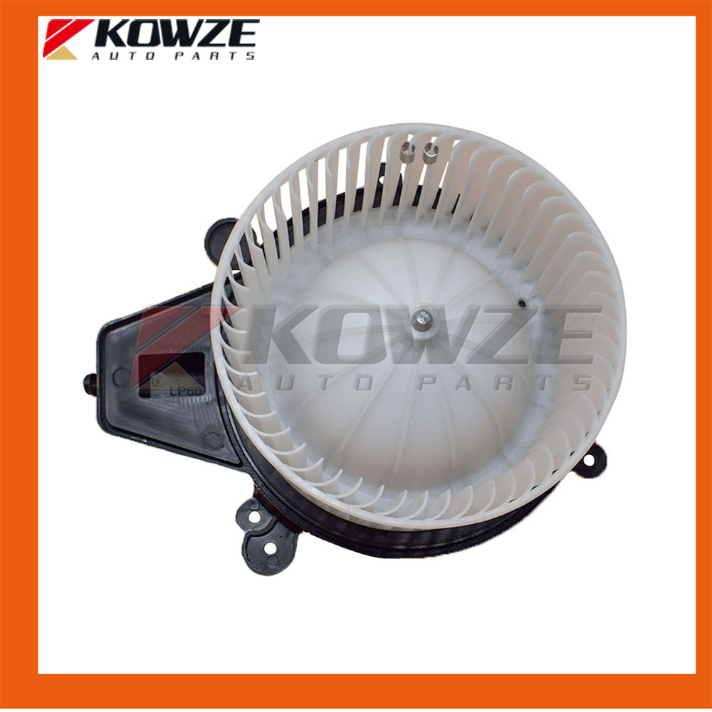 KOWZE New Auto AC Fan Blower Motor For Nissan NAVARA D40 D40T D40L new auto ac condenser for coaster bus