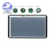 "NX8048K050 5.0 ""Nextion Enhanced HMI 지능형 스마트 USART UART 직렬 터치 TFT LCD 모듈 디스플레이 패널 (라스베리 파이 키트 용)"
