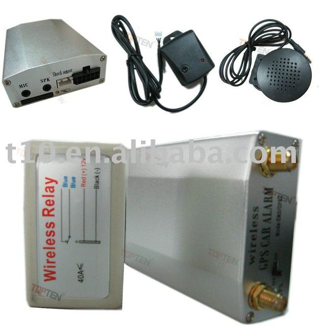 2014 New Wireless GSM/GPRS Car Alarm&Tracking System TK210-L