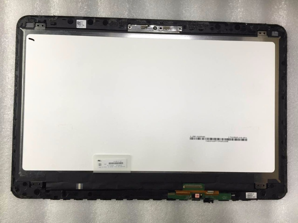 4K 15. 6 inch LCD Touch Screen Assembly for DELL Inspiron 15 7548 3840X2160 UHD LTN156FL01 D01 Display Screen work with amazon alexa google home 90 250v smart wi fi switch glass panel uk 3gang touch light wall switch ewelink app
