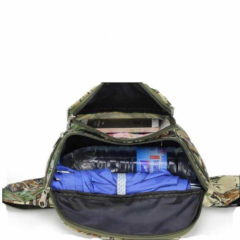 Высокое качество езды путешествие камуфляж поясная сумка bananka отдыха и путешествий поясная сумка Для мужчин и Для женщин Walking Альпинизм быть