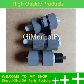 GiMerLotPy NEW PA03338-K011 PA03576-K010 for Fujitsu Fi-5650 Fi-5750C FI-6670 Fi-6770 6770A Scanner Pick Up Roller
