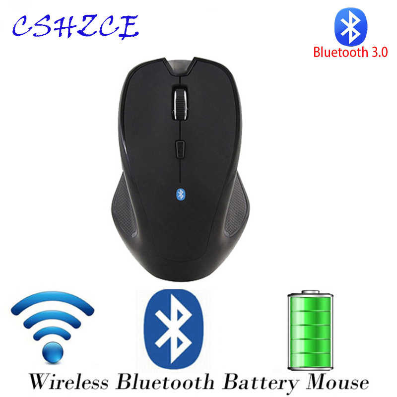 BT Wireless Mouse 1600 DPI 6 pulsanti ergonomico per imac pro macbook del computer portatile del computer Mouse ottico honor magicbook