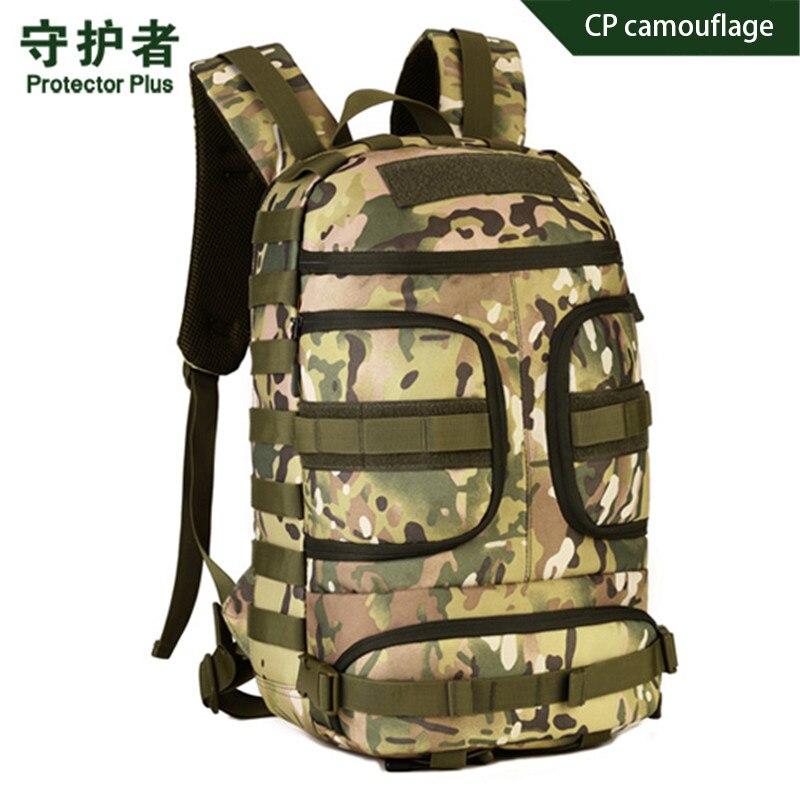 40 l sac à dos voyage combinaisons sac à dos grande capacité trois sacs mode nylon haute qualité résistant à l'usure camouflage hommes sacs Cl