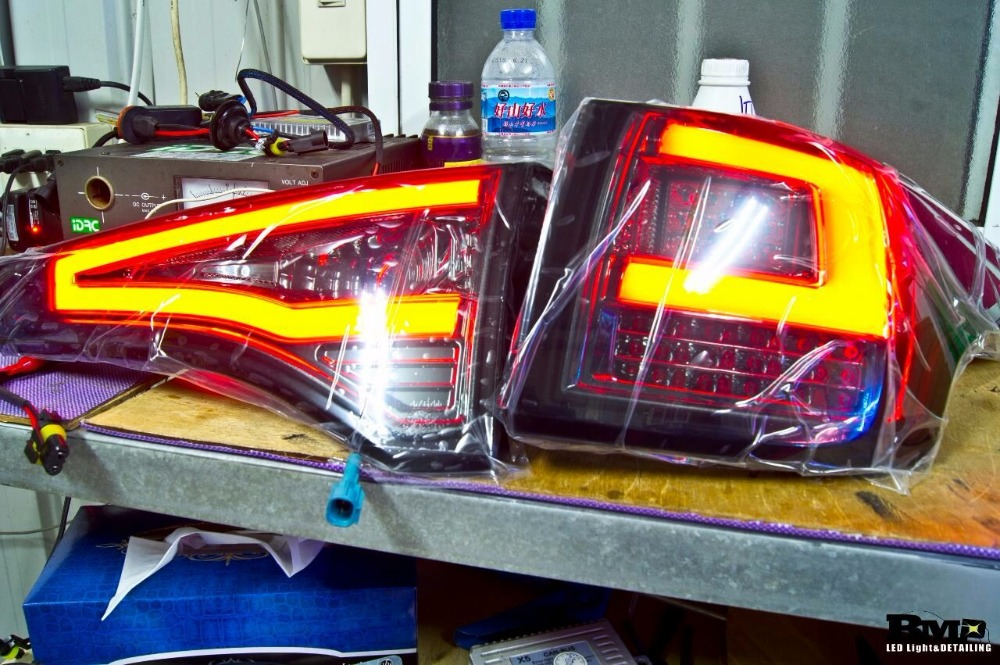 car-styling,RAV4 Taillight,2013~2015,Free ship!4pcs,rav4 fog light;chrome,rav4 tail light,rav 4,car-detector,rav4 rear light цена 2017