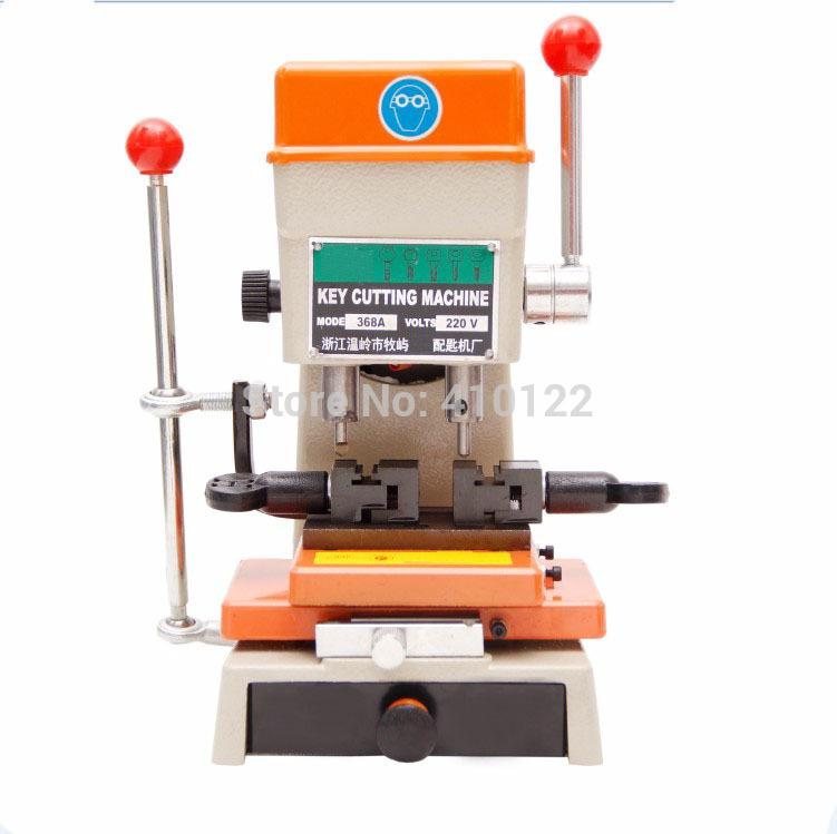 Car Key Cutting Cutter Duplicating Machine 368a For Making Keys Locksmith Tools magic lady фотоштора для ванной резиновые утята и мама