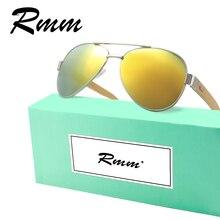 Rmm Wood Sunglasses Women 2017 Multi-layer Bamboo Polarized Sunglasses men Wood Brand Designer UV400 Eyewear Sun Glasses oculos