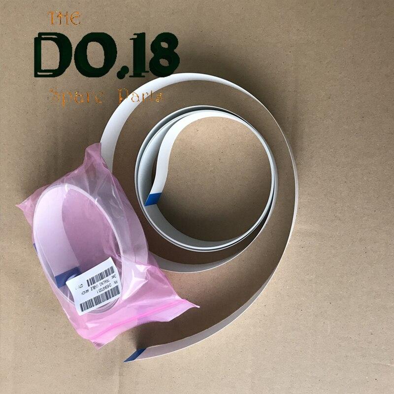 1 Stück Kompatibel Neue Q6659-67015 Q6659-60177 Hinter Kabel Für Hp Designjet T610 T1100 Z2100 Z3100 Z3200 44 Zoll Hitze Und Durst Lindern.