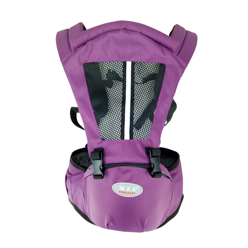 Newborn Baby Carrier Kangaroo Toddler Sling Wrap Portable Infant Hipseat Baby Care Waist Stool Adjustable Hip Seat 0-36 Months (2)
