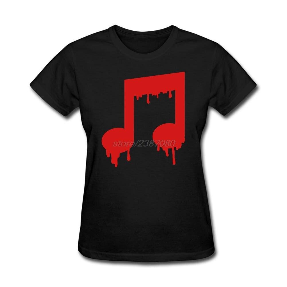 Shorts T Shirt Crewneck Womens Womens Red: music shirt design ideas