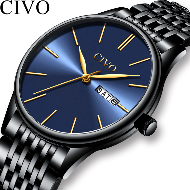 Lover's Watches Lovers Watch Fashion Design Couple Ring Watch Dress Wristwatch Casual Steel Creative Watches Women Male Clock Relogio Masculino Utmost In Convenience