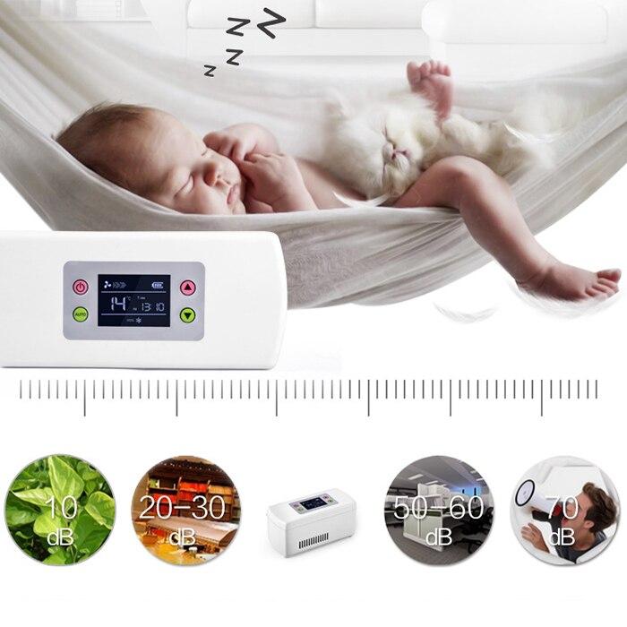 Refroidisseur d'insuline Portable réfrigéré boîte médicament réfrigéré voiture petit réfrigérateur 590126