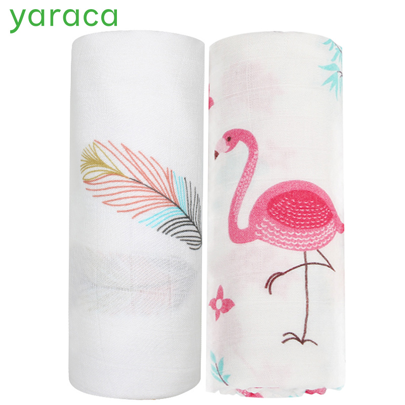 2pcs Set Baby Blanket Bamboo Cotton Muslin Baby Swaddles For Newborns Double Layer Gauze Bath Towel Baby Wraps Stroller Cover zhongguojie absorb bamboo fibre bath towel