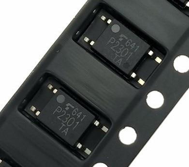 Купить с кэшбэком TLP2301 SOP-4 transistor output Optocoupler