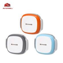 Haustier Gps-verfolger MK2 Haustier-locator GPS GSM Wifi Positionierung IP66 Wasserdichte Wifi + GPS + LBS Lage LED Nacht Blinklicht