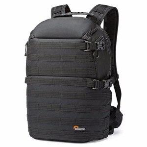 Image 2 - Hızlı kargo orijinal Lowepro ProTactic 350 AW DSLR fotoğraf makinesi fotoğraf çantası dizüstü sırt çantası ile tüm hava kapak koyabilirsiniz 13 Dizüstü bilgisayar
