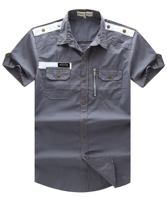 Overhemd Zwart Wit.Heren Overhemd Korte Mouwen Man Casual Mens Eenvoudige Effen Zwart