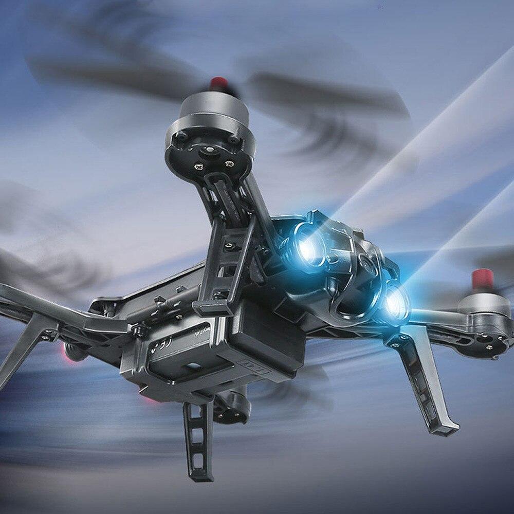MJX B6 Bugs 6 RC RTF High Speed Brushless motor 2.4G 4CH FPV Quadcopter Drone LED night flying-Black