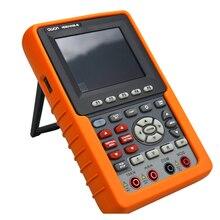 OWON осциллограф Горячая распродажа, Бесплатная доставка цифровые высокоточные HDS1021M-N HDS3101M-N 20/60/100 МГц одноканальный Ручной осциллограф