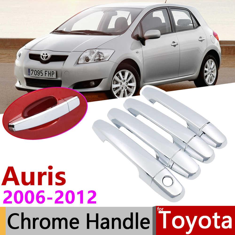 5-door 2007-2012 CAR DOOR SILL PROTECTOR for TOYOTA AURIS